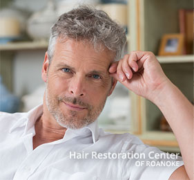 Non-Surgical Hair Replacement Men Roanoke Virginia