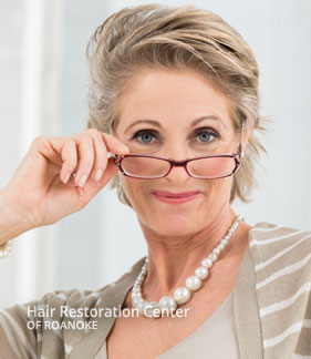 Womens hair loss replacement Roanoke Va