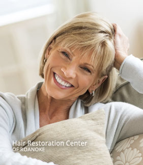 Female Hair Loss Replacement Roanoke Virginia